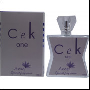 Perfume CeK One 100ml, inspirado no perfume CK One